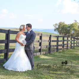 outdoor wedding dubois pa gabrielle orcutt photography