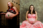Maternity then + now