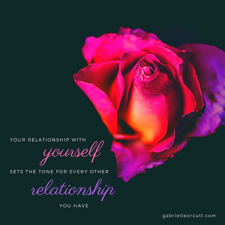 relationship with your self relationships with others Gabrielle Orcutt Coach life design the desire map postpartum empowering women