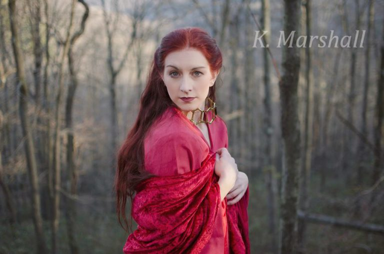 Gabrielle Orcutt Melisandre Cosplay Game of Thrones